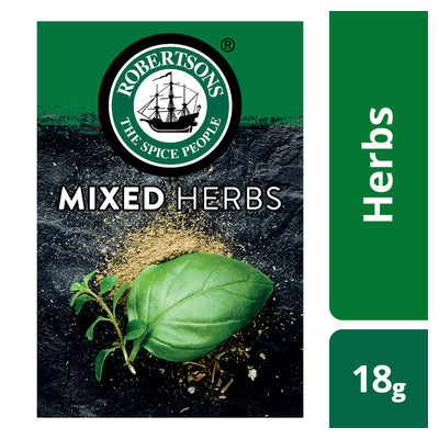 Robertsons Mixed Herbs Refill 18G
