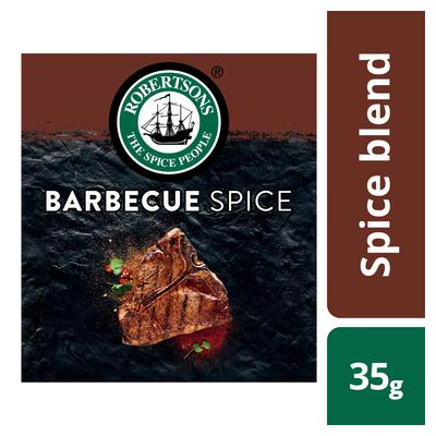Roberstons Bbq Spice 35G
