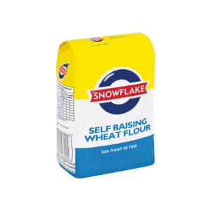 Snowflake Self Raising Wheat Flour 500G