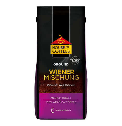 House Of Coffees Wiener Mischung 250G