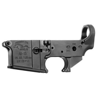 ANDERSON MFG. STRIPPED LOWER REC.223/.556