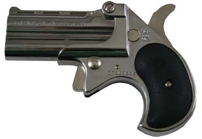 COBRA ENTERPRISES DERRINGER .38-CHROME/BLK
