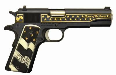REMINGTON R1 1911 STARS/STRIPES CUSTM