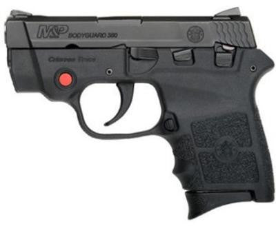 S&W BODYGUARD 380 2.75 CT LSR