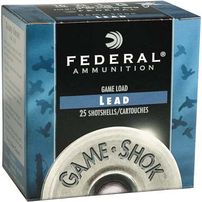 FEDERAL 20G 2.75 2-3/4 1 #6 HB