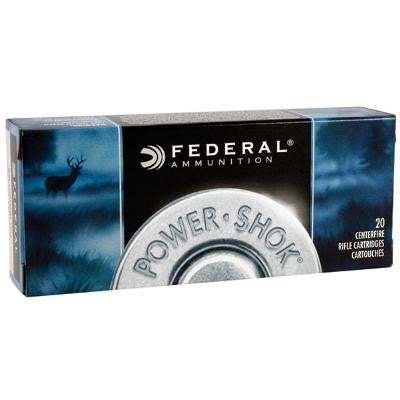 FEDERAL 223 64GR SP POWER-SHOK