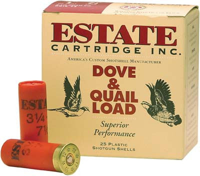ESTATE CARTIDGE 12G 2.75 3-1/4 1-1/4 #9 HG