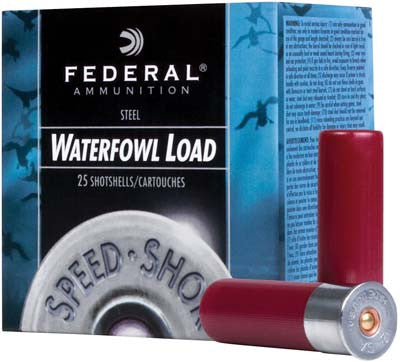 FEDERAL 12G 3 1-1/4 BB S-SHK STL