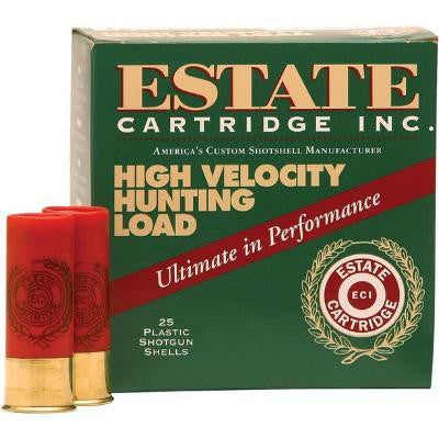 ESTATE CARTIDGE 12G 2.75 3-3/4 1-1/4 #8 HV