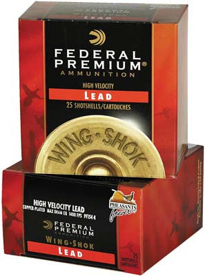 FEDERAL 16G 2.75 MAX 1-1/8 #5 PHES