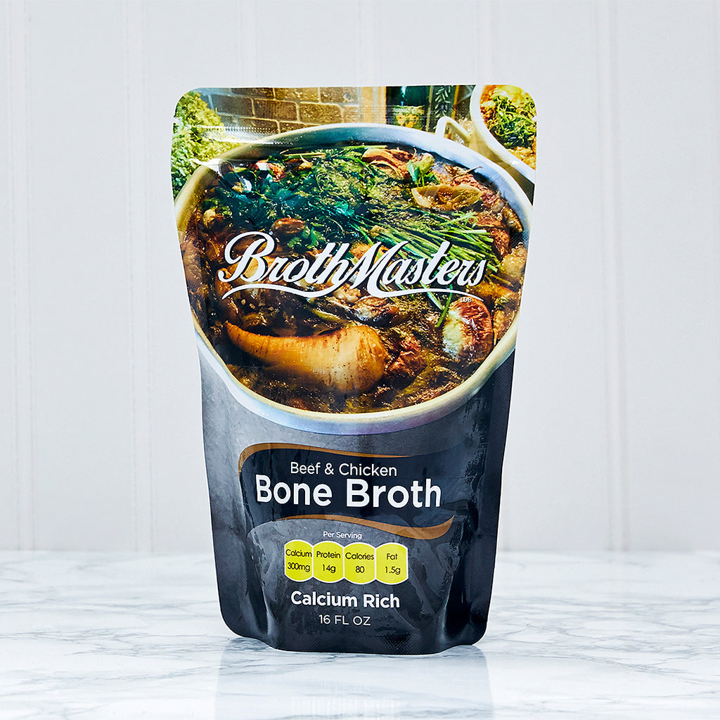 Original Beef + Chicken Bone Broth