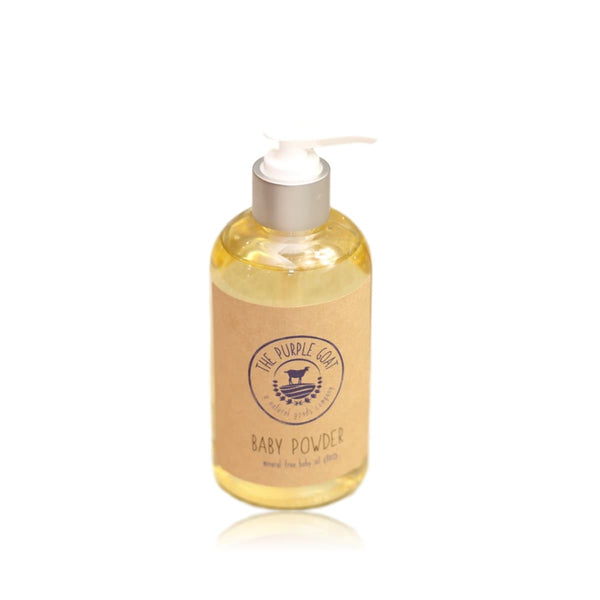 Enrich Your Baby's Skin Without Harmful Chemicals