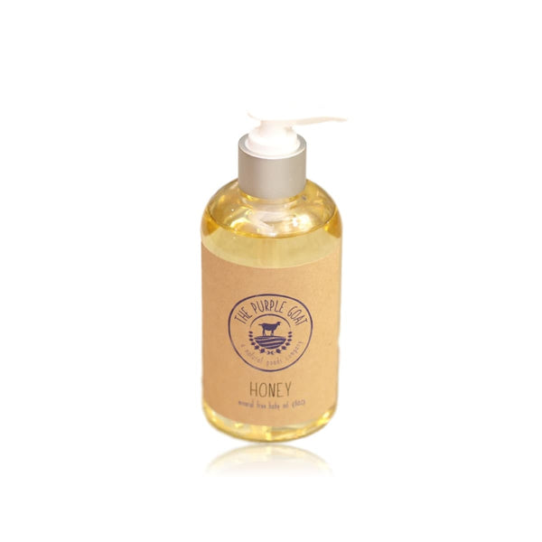 Honey - Mineral Free Baby Oil