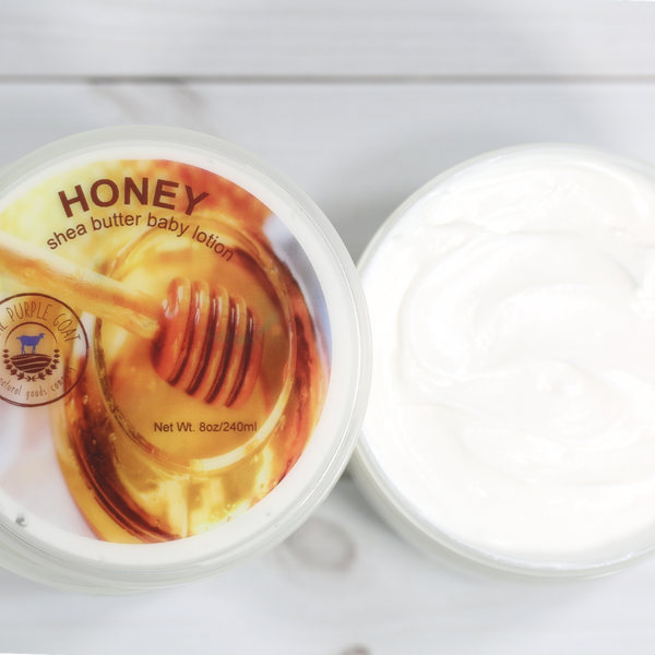 Honey - Shea Butter Baby Lotion