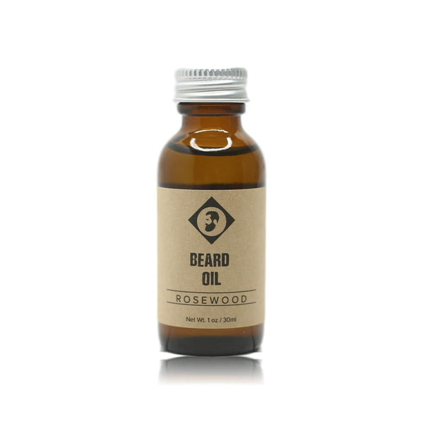 Beard Oil - Rosewood
