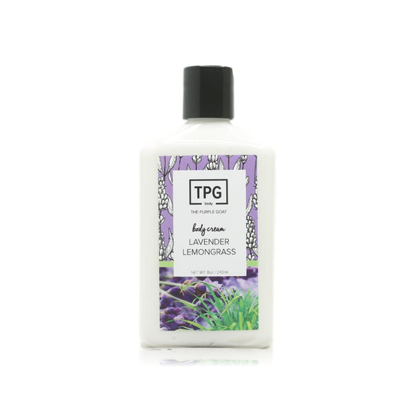 Body Cream - Lavender Lemongrass