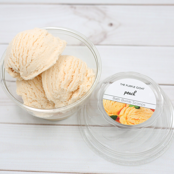 Make Bath Time Fun By Adding Our Life-Like Bath Bomb Ice Cream Scoops