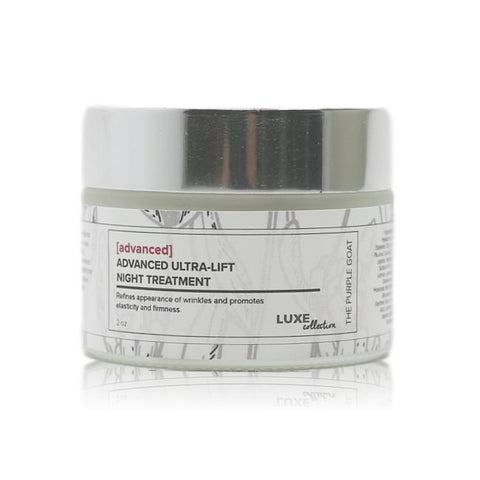 Refines Appearance of Wrinkles and Promotes Elasticity and Firmness