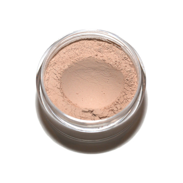 Airbrush Away Imperfections and Create A Soft-Touch Look With Our Soft-Focus Mineral Powder Foundation