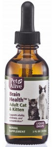 PetAlive Brain Health for Cats and Kittens