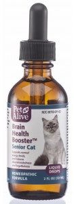 PetAlive Brain Health Booster for Senior Cats