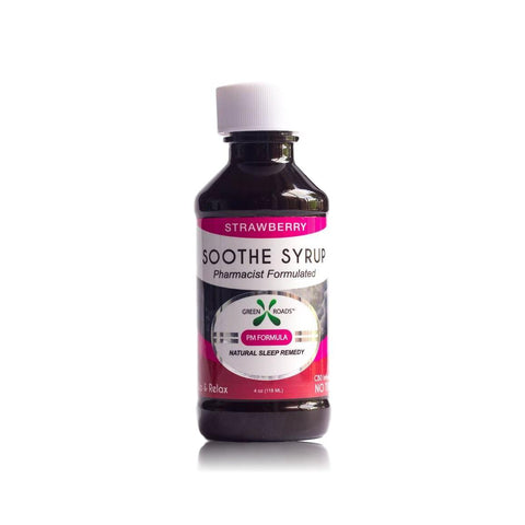 Soothe Syrup - Strawberry