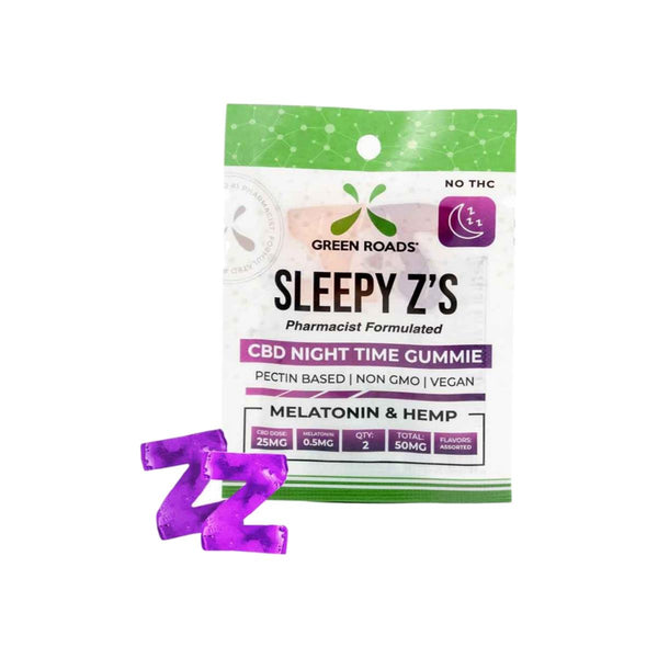 CBD Edibles - Sleepy'z - 50mg