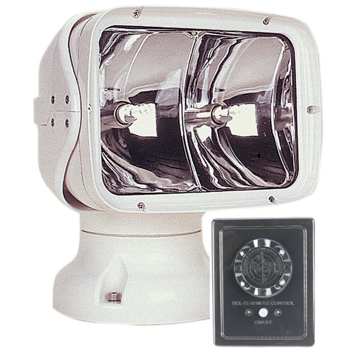 ACR Electronics ACR RCL-75 Searchlight w-Point Pad - 180,000 Candella - 12V [1946] Spot & Flood Lights Desert Wind Sailboats