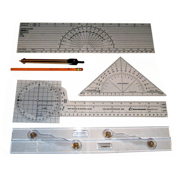 Davis Instruments Davis Charting Kit - Complete [083] Accessories Desert Wind Sailboats