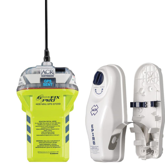 ACR Electronics ACR Globalfix iPRO 406 MHz GPS EPIRB - Category 1 [2846] EPIRBs Desert Wind Sailboats