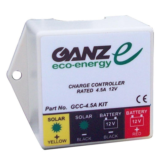 Ganz Eco-Energy Ganz Eco-Energy Charge Controller Kit [GCC-4.5A KIT] Solar Panels Desert Wind Sailboats
