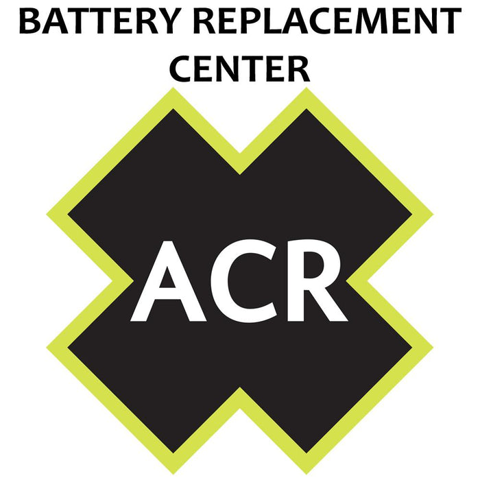 ACR Electronics ACR FBRS 2898 Battery Replacement Service - PLB-300 MicroFix [2898.91] EPIRBs Desert Wind Sailboats