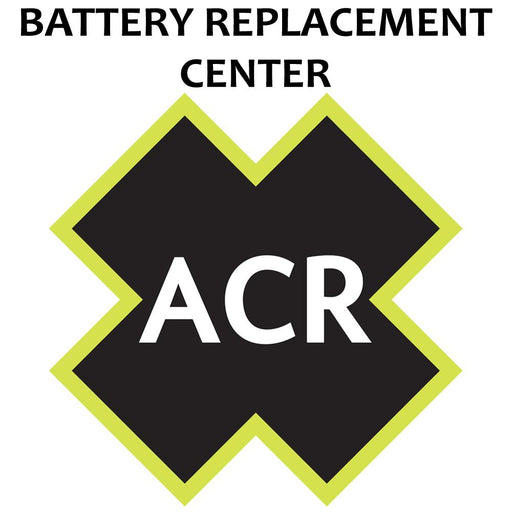 ACR Electronics ACR FBRS 2744NH & 2742NH Battery Replacement Service [2744NH.91] EPIRBs Desert Wind Sailboats