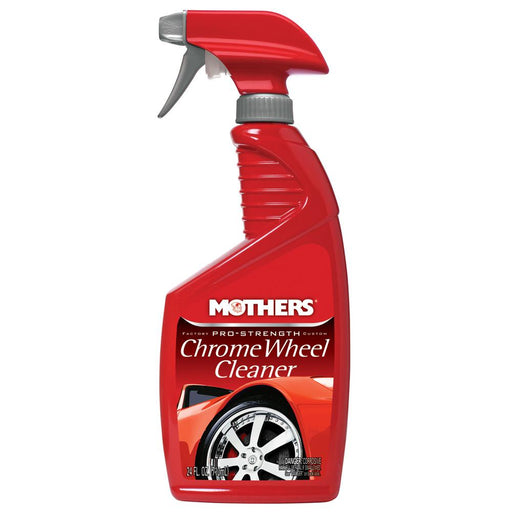 Mothers Polish Mothers Pro-Strength Chrome Wheel Cleaner - 24oz [05824] Cleaning Desert Wind Sailboats