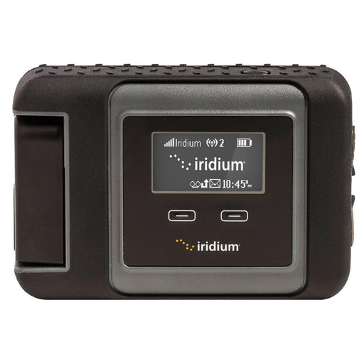 Iridium Iridium GO! Satellite Based Hot Spot - Up To 5 Users [GO] Satellite Telephone Desert Wind Sailboats