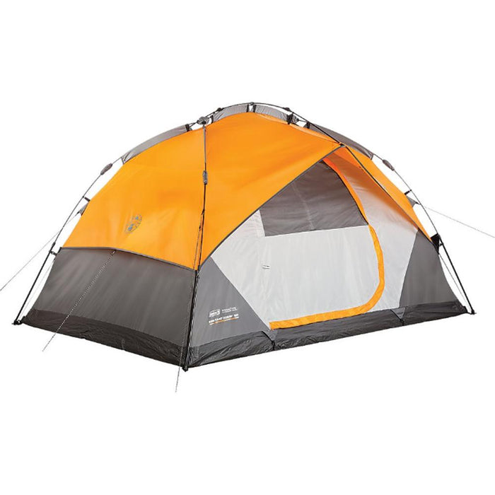 Coleman Coleman Instant Dome 5 Integrated Fly [2000015674] Tents Desert Wind Sailboats