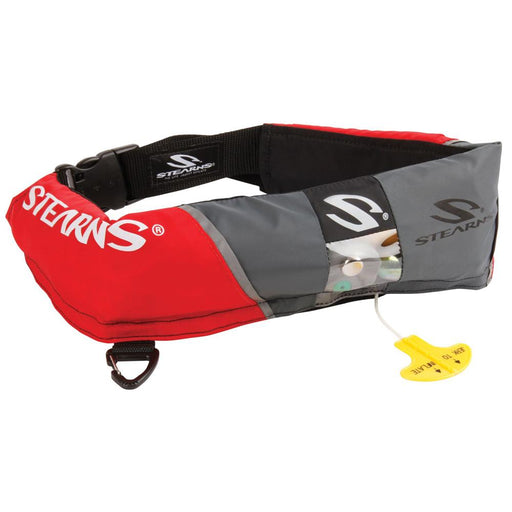 Stearns Stearns 0340 16-Gram Manual Inflatable Belt Pack - Red [2000013885] Personal Flotation Devices Desert Wind Sailboats