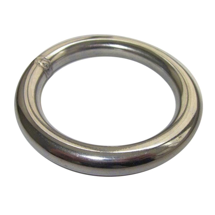 "Ronstan Ronstan Welded Ring - 6mm (1-4"") Thickness - 38mm (1-1-2"") ID [RF124] Hardware Desert Wind Sailboats"