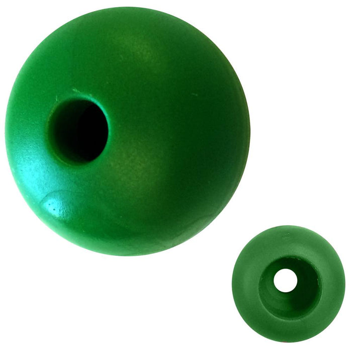 "Ronstan Ronstan Parrel Bead - 32mm (1-1-4"") OD - Green - (Single) [RF1315GRN] Accessories Desert Wind Sailboats"