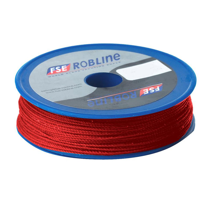 FSE Robline FSE Robline Waxed Tackle Yarn Whipping Twine - Red - 0.8mm x 80M [TY-08RSP] Rope Desert Wind Sailboats