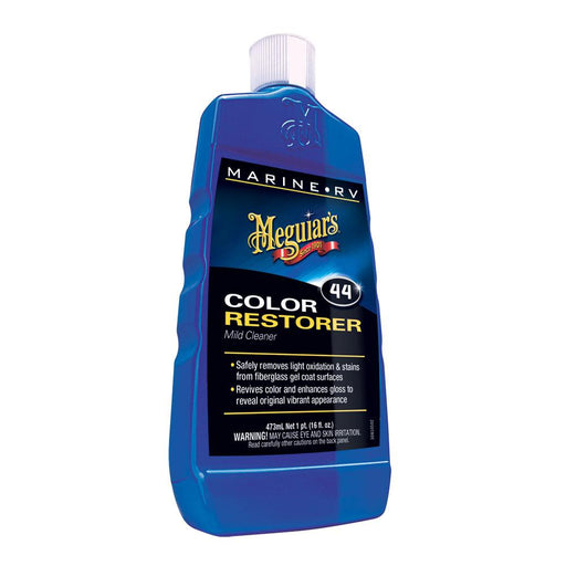Meguiar's Meguiar's #44 Mirror Glaze Color Restorer - 16oz [M4416] Cleaning Desert Wind Sailboats