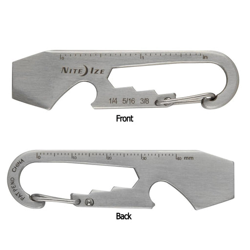 Nite Ize Nite Ize Doohickey Key Tool - Stainless Steel [KMT-11-R3] Accessories Desert Wind Sailboats