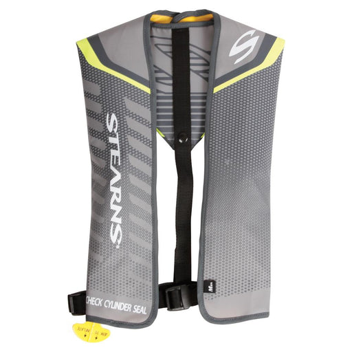 Stearns Stearns Fastpak 24G Manual Inflatable Life Vest - Yellow [3000004371] Personal Flotation Devices Desert Wind Sailboats