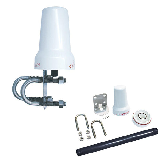Iridium Iridium Beam Pole-Mast Mount Antenna f-GO! [RST710] Antenna Mounts & Accessories Desert Wind Sailboats