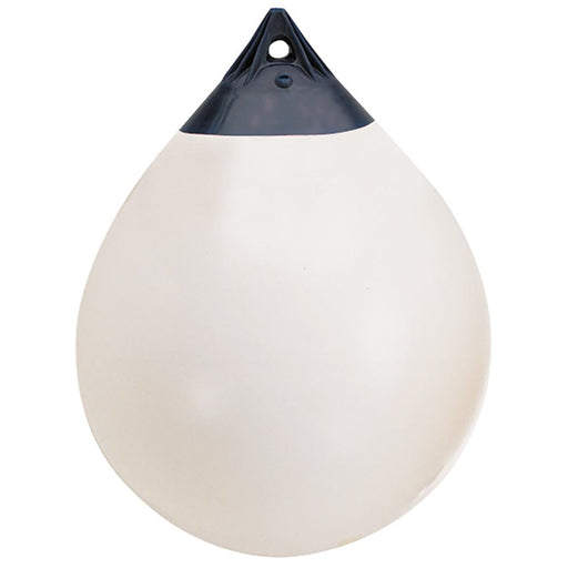 "Polyform U.S. Polyform A Series Buoy A-5 - 27"" Diameter - White [A-5-WHITE] Docking Accessories Desert Wind Sailboats"