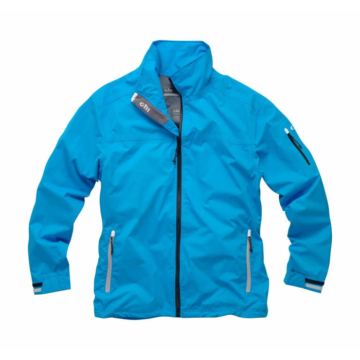 Gill Men's Crew Lite Jacket Blue