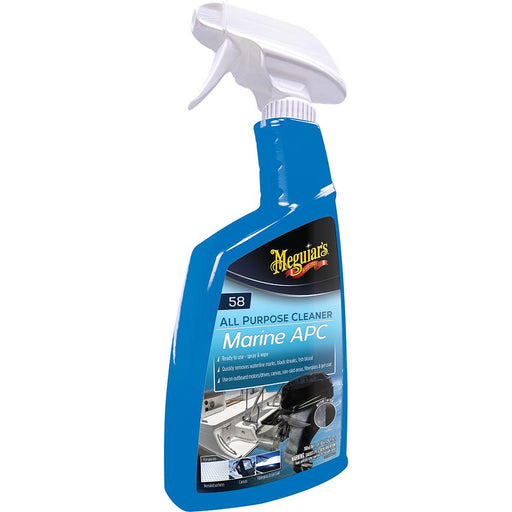 Meguiar's Meguiar's #58 Marine All Purpose Cleaner [M5826] Cleaning Desert Wind Sailboats