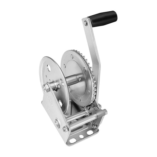 Fulton Fulton 1300lb Single Speed Winch - Strap Not Included [142103] Trailer Winches Desert Wind Sailboats
