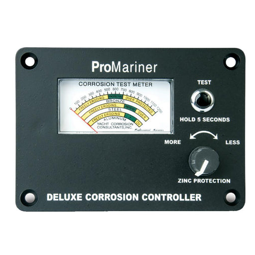 ProMariner Deluxe Mounted Analog Corrosion Controller [20020]