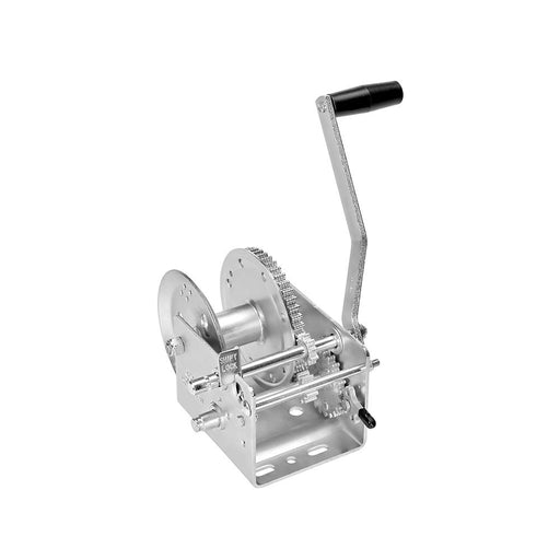 Fulton Fulton 3200lb 2-Speed Winch - Strap Not Included [142420] Trailer Winches Desert Wind Sailboats